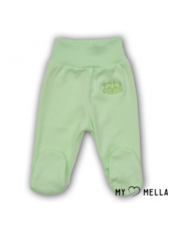 Baby trousers CLASSIC green