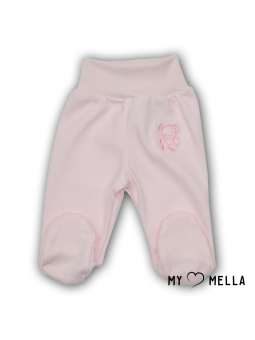 Baby trousers CLASSIC pink
