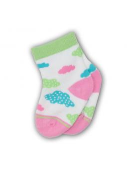Girls socks CLOUDS