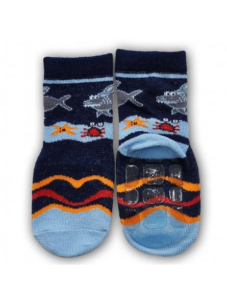 Tamsiai mėlynos kojinės RYKLYS