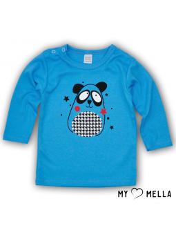T Shirts DOG blue