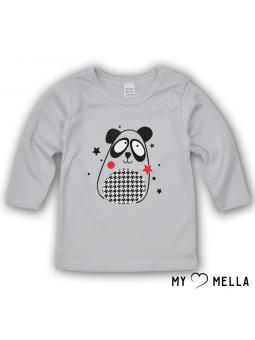 T Shirts DOG grey