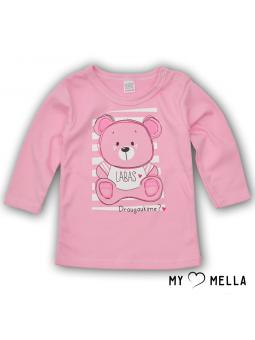 T Shirts HELLO pink