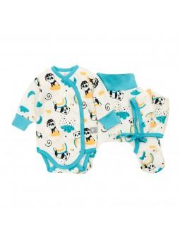 3pcs warm newborn set