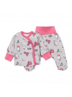 2pcs warm newborn set