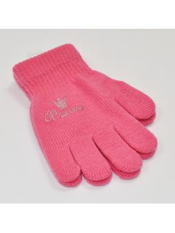 Kids gloves pink