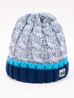 Winter boys cap grey