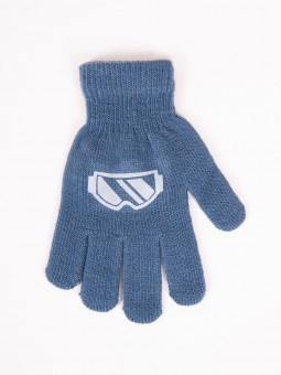Kids gloves SKIING jeans