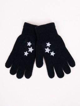 Kids gloves black