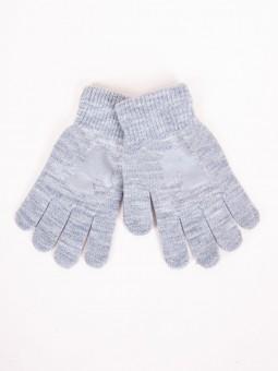 Kids gloves UNICORN grey