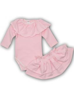 Girls spanish pink set