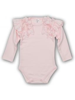 Girls bodysuite pink