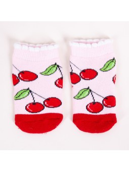 Terry baby girl socks...