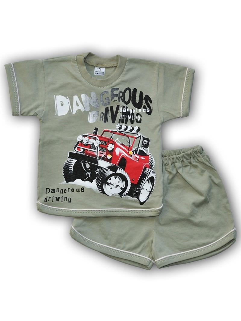 Marškinėliai ir šortai