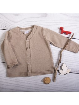 Rusvas megztinis berniukams