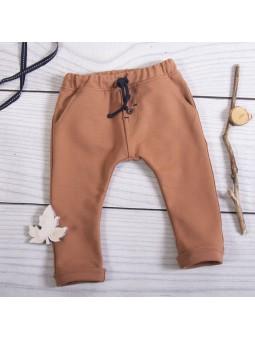 Boys trousers caramel
