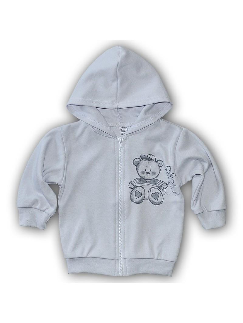 Pilkšvas džemperis SWEET BABY