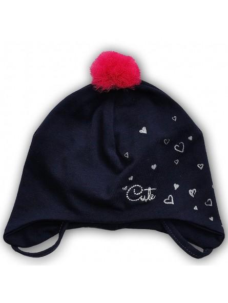 Trikotažinė kepurė CUTE