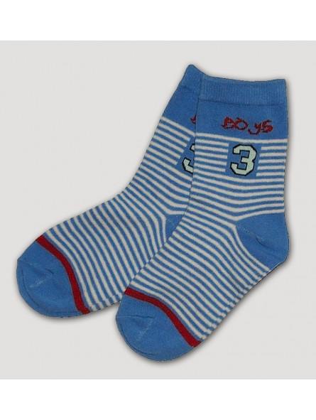 Dryžuotos kojinės