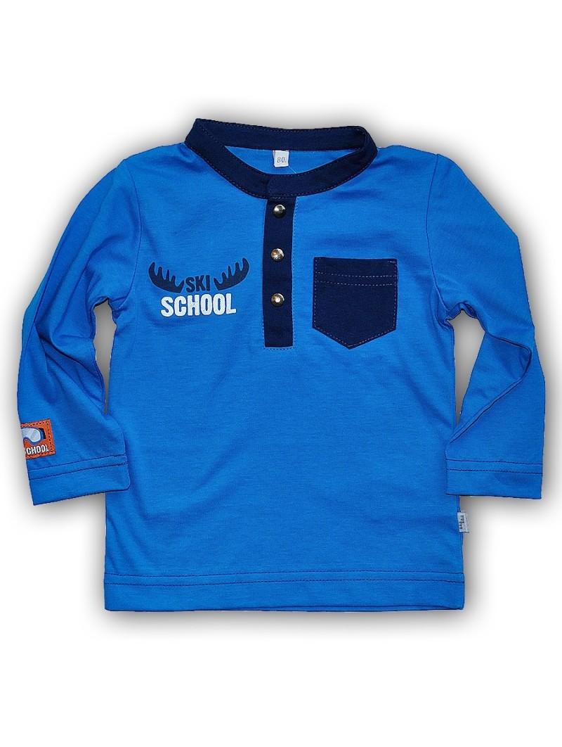 Marškinėliai SKI SCHOOL