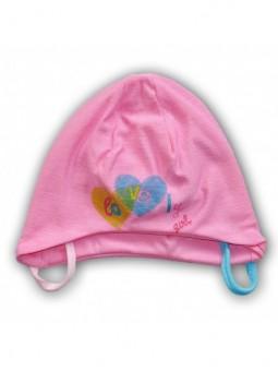 Trikotažinė kepurė LOVE