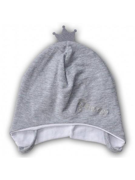 Trikotažinė kepurė PRINCESS