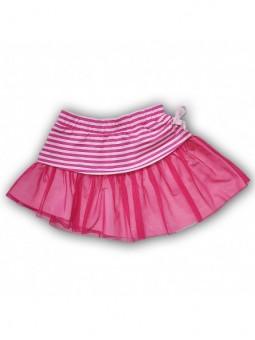 Puošnus rožinis sijonas