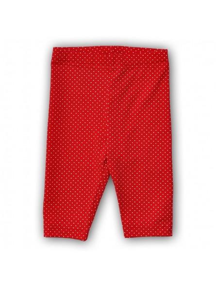 Raudonos taškuotos timpos