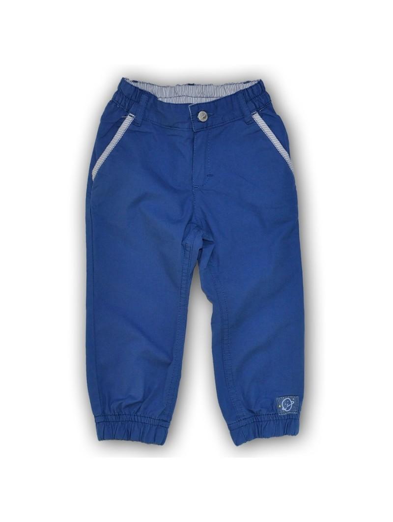 Plonos tekstilinės kelnės