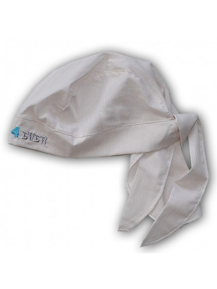 Dryžuota kepurė-bandana