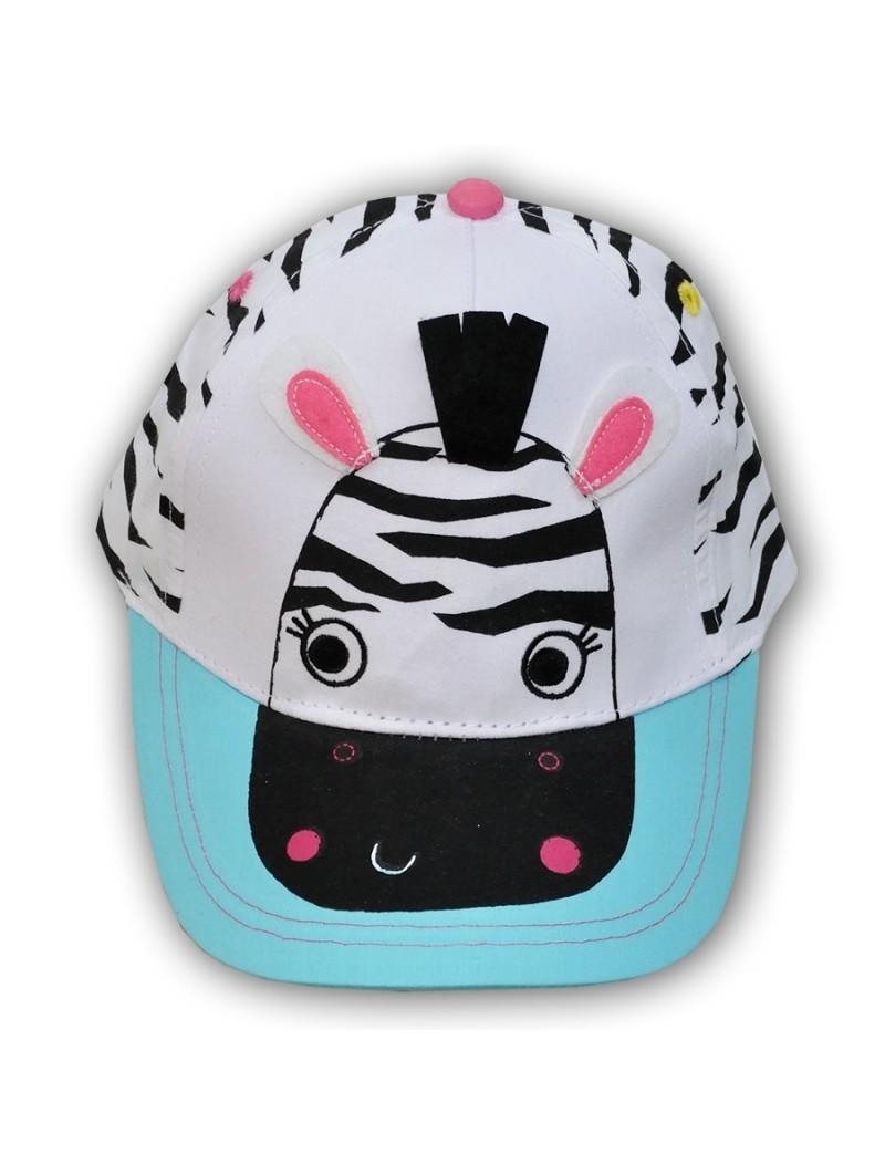 Kepurė ZEBRAS