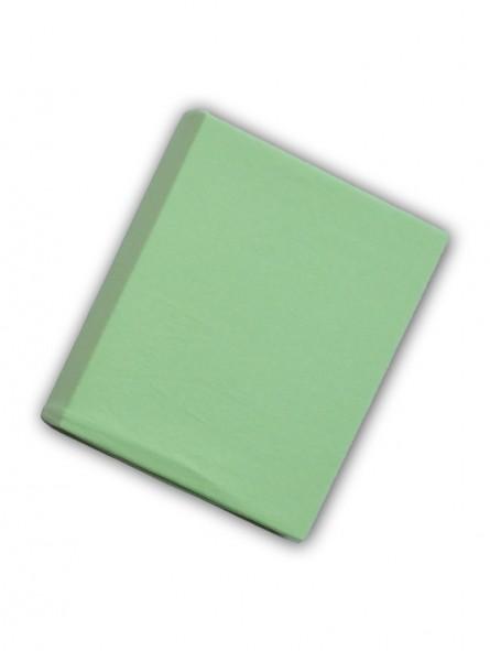 Žalia paklodė su guma