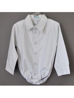Pilkas smėlinukas - marškiniai