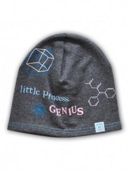 Pilka kepurė GENIUS