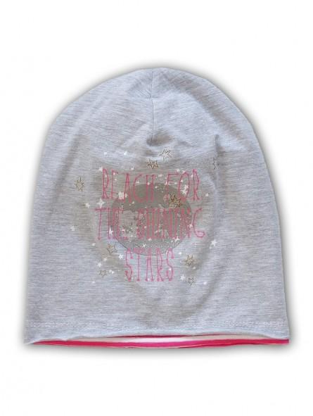 Pilka kepurė STARS