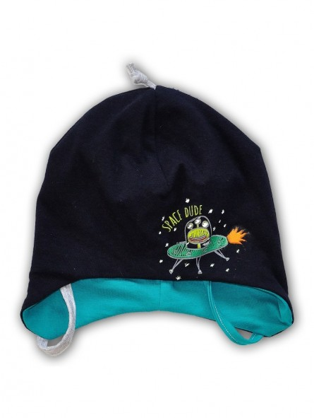 Trikotažinė kepurė SPACE