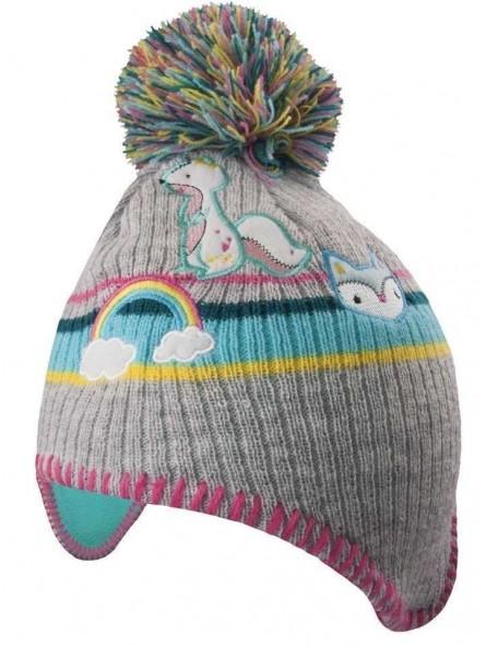 Žieminė kepurė ir pirštinės