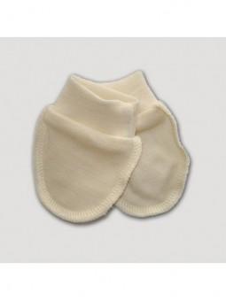Vilnonės kūdikio pirštinėlės