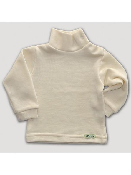 Marškinėliai stačia apykakle