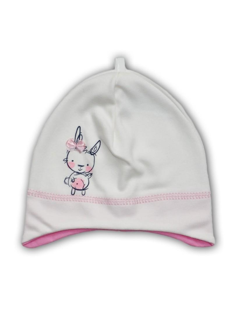 Trikotažinė kepurė ZUIKUTIS