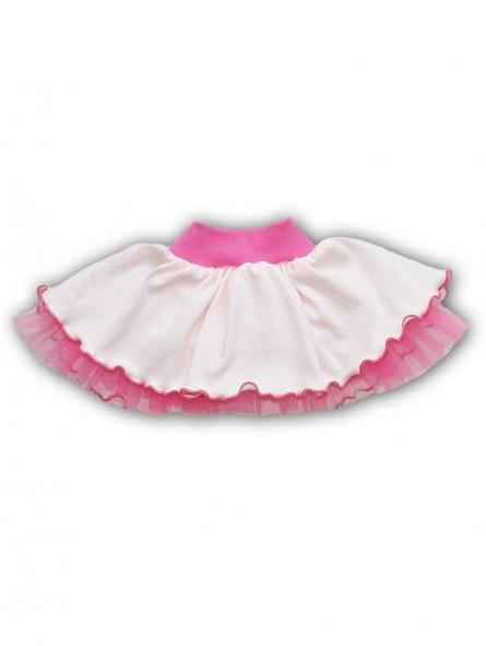 Rožinis sijonukas BALERINA