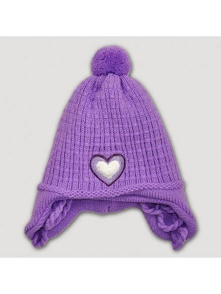 Žieminė kepurė 'Širdelė'