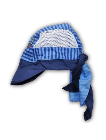 Mėlyna kepurė-bandana