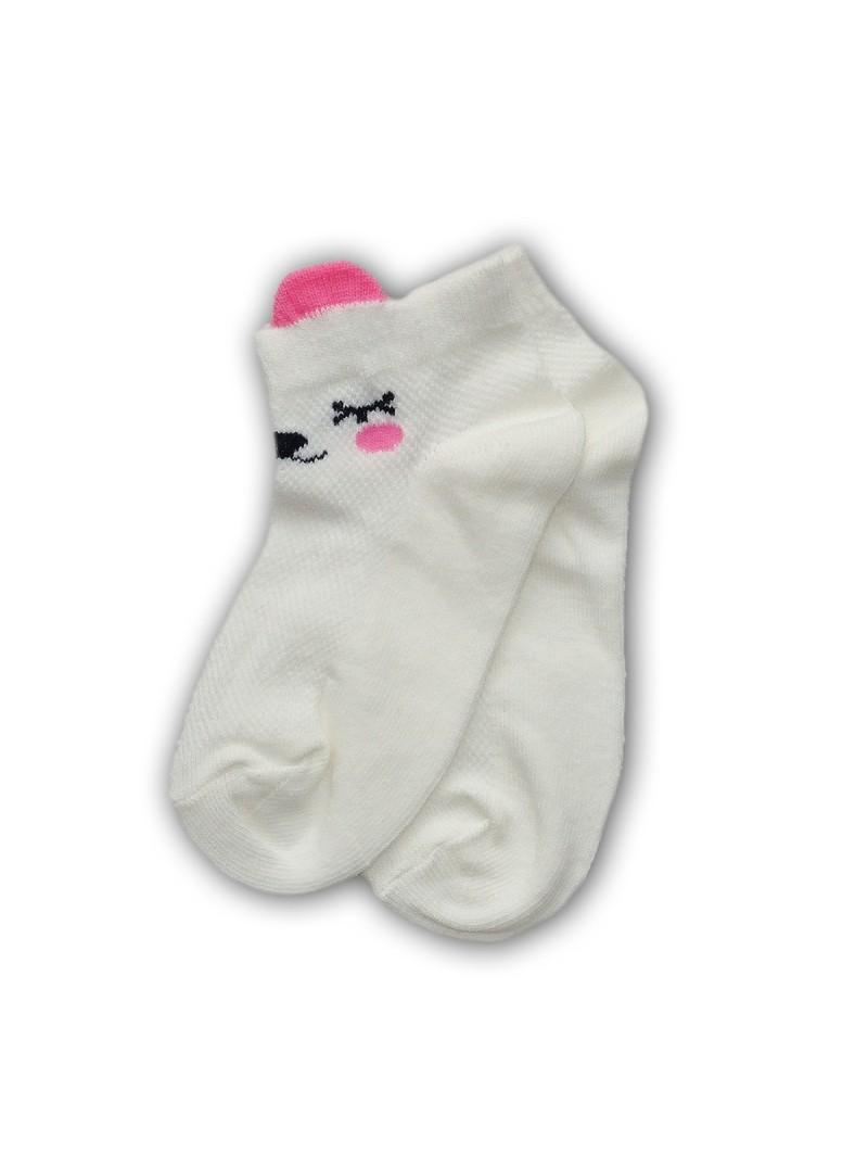 Gelsvos trumpos kojinės