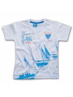 Balti marškinėliai 4G