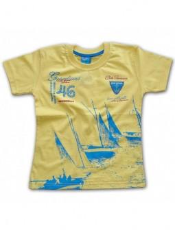 Geltoni marškinėliai 4G