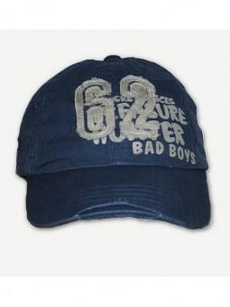 Tamsiai mėlyna kepurė '62'
