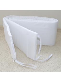 Balta apsauga lovytei