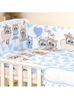 Patalynė kūdikiams CUTE OWL...