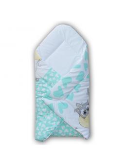 Baby swaddling blanket CUTE...